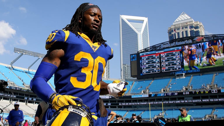 What's Up With Todd Gurley?