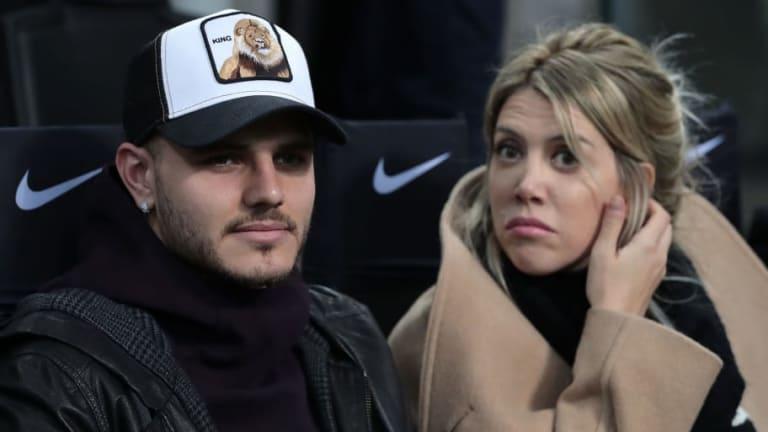 Wanda Nara Hits Back at Reports of Mauro Icardi Inter Captaincy Ultimatum
