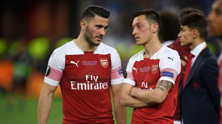 Arsenal to Review Player Security Protocol After Mesut Özil and Sead Kolašinac Knife Ordeal