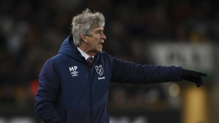 Manuel Pellegrini Bemused by 'Difficult' Second Half as West Ham Suffer Heavy Defeat at Molineux