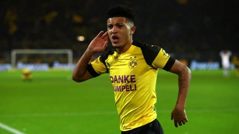 Jadon Sancho Eager to Stay at Dortmund Despite Instagram Activity Fuelling Man Utd Links