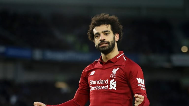 Mohamed Salah Admits Liverpool Are Feeling the Pressure in Premier League Title Race