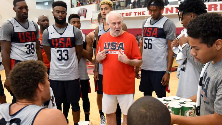 Gregg Popovich Can Finally Get His Team USA Revenge | Open Floor Podcast