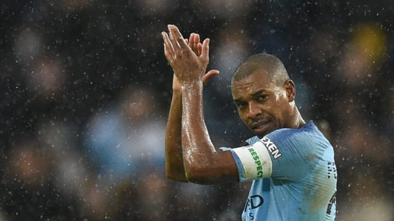 Pep Guardiola Provides Injury Update as Fernandinho and Laporte Are Ruled Out of West Ham Clash