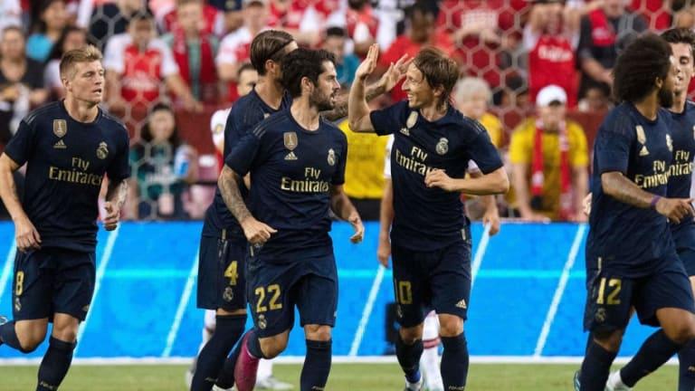 Real Madrid-Atlético de Madrid | Alineaciones confirmadas
