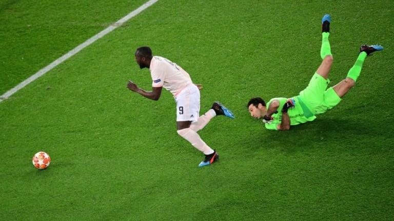 VÍDEO | Lukaku marca para el Manchester United y Bernat empata rápido para el PSG