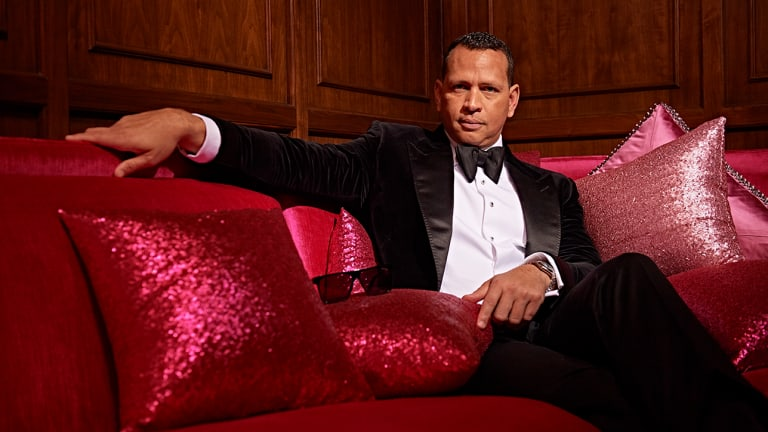 'What's a Scarlet Letter?' The Improbable Reinvention of A-Rod