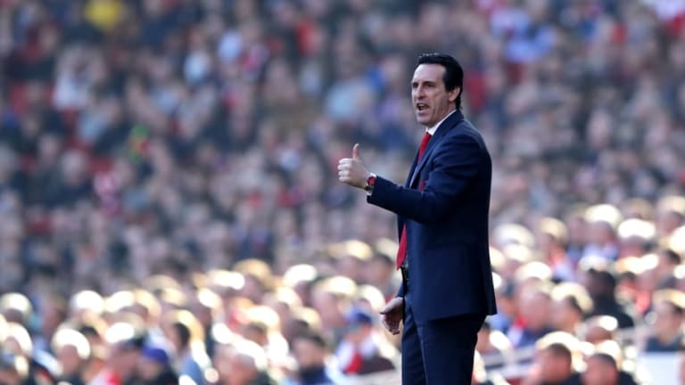 Unai Emery Lauds Arsenal 'Intensity' as Rotated Squad Cruise Past Southampton