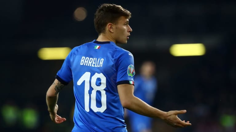 Nicolo Barella Insists on Staying in Serie A Despite Growing Interest From Arsenal