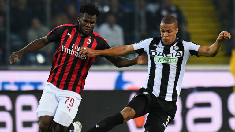 AC Milan vs Udinese Preview: Where to Watch, Live Stream, Kick Off Time & Team News