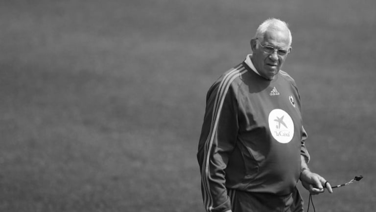 Luis Aragones: Spain's Most Important Manager, the Atleti Rock and the Modern Father of Tiki-Taka