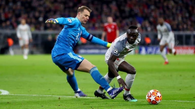 Sadio Mane Breaks Liverpool Record With Match-Winning Brace Against Bayern Munich