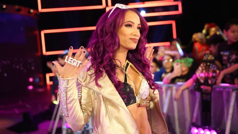The Week in Wrestling: What Does the Future Hold for Sasha Banks?