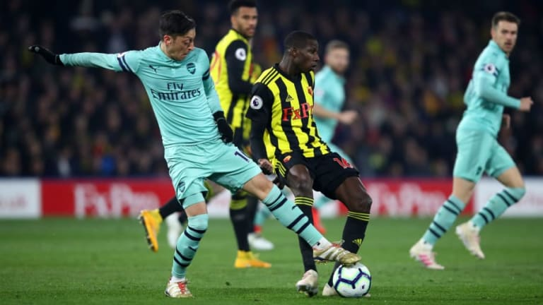 Watford 0-1 Arsenal: Report, Ratings and Reaction as Gunners Go Fourth With Narrow Victory