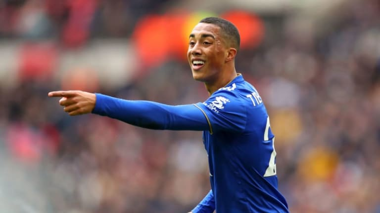 Brendan Rodgers Reveals That Leicester Are Already Working on Signing Youri Tielemans Permanently