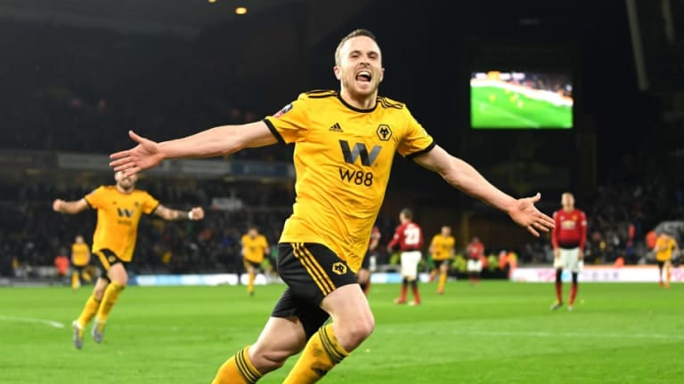 Wolves 2-1 Manchester United: Report, Ratings & Reaction as Jimenez and Jota Knock Red Devils Out