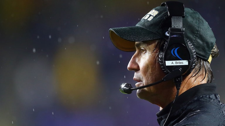 Southern Miss Won't Hire Art Briles; Coach Jay Hopson Disagrees With School's Decision
