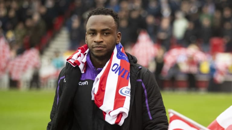 Saido Berahino Found Guilty of Drink-Driving Offence Following Altercation in February