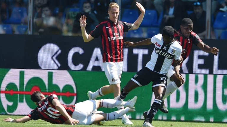 Parma 1-1 Milan: Report, Ratings & Reaction as Rossoneri Stutter to Unconvincing Draw