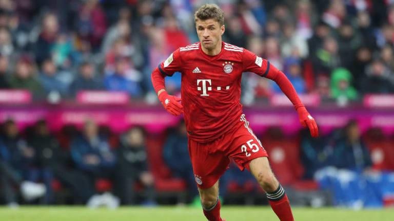 Borussia Mönchengladbach-Bayern Munich   Alineaciones confirmadas