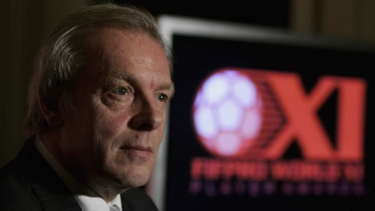 PFA Chief Executive Gordon Taylor to Step Down After 38 Years Amid Increasing Pressure