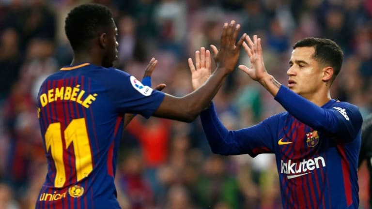 PSG to Demand Barcelona Duo as Makeweight for Neymar With Brazilian Eyeing Sensational Return