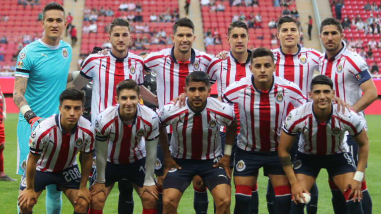El 1x1 de los jugadores de Chivas en su empate con Veracruz