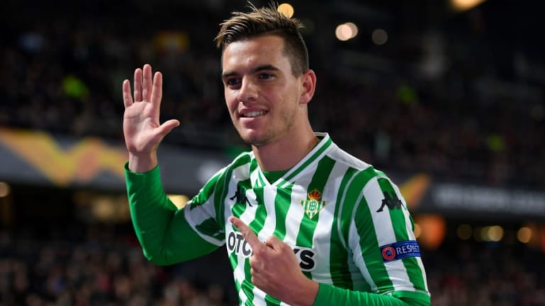 Tottenham Confirm Signing of Giovani Lo Celso From Real Betis on Initial Season-Long Loan Deal