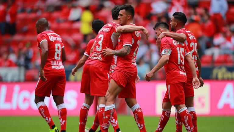 El 1x1 de los jugadores del Toluca en su victoria ante Puebla