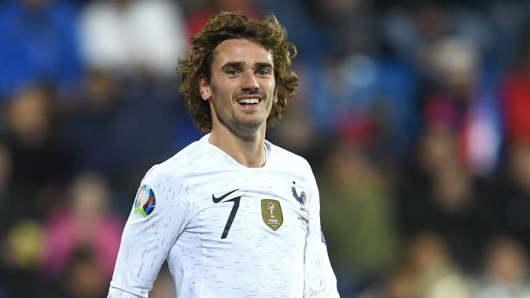 Barcelona to Meet With Atletico Madrid Officials This Week to Conclude Deal for Antoine Griezmann