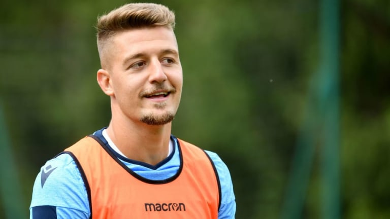 Man Utd Struggling to Match £90m Valuation as Sergej Milinkovic-Savic's Agent Arrives in London