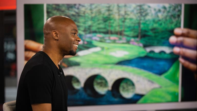 Golf Saved His Life: How Drawing Helped Valentino Dixon Escape a Wrongful Murder Conviction