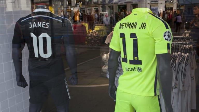 El Real Madrid quiere repescar a James Rodríguez para incluirlo en la 'Operación Neymar'
