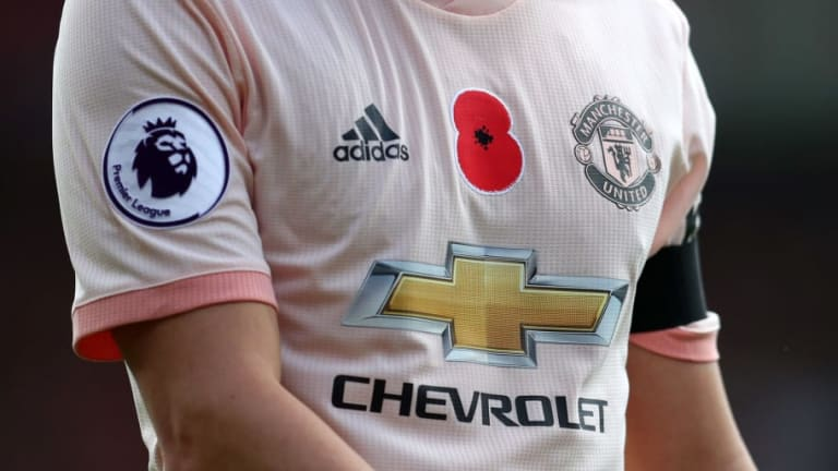 Ranking the Top 20 Most Lucrative Shirt Sponsorship Deals in European Football
