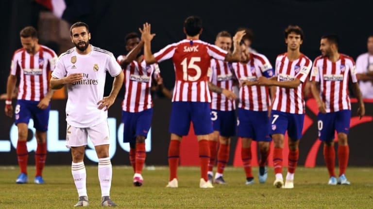 El Real Madrid mostró la misma cara que en el final de la temporada pasada