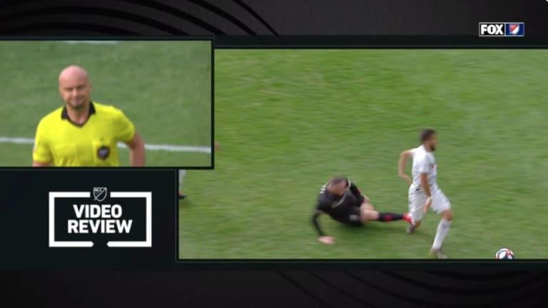 VIDEO: Wayne Rooney hizo la jugada más sucia de la temporada en la MLS y recibió tarjeta roja