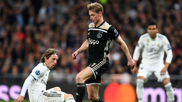 La jugada de De Jong contra el Real Madrid que enamorará a la afición del FC Barcelona