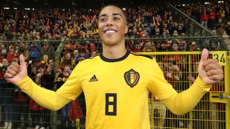 Leicester City Confident of Landing Youri Tielemans Ahead of Crunch Talks Next Week