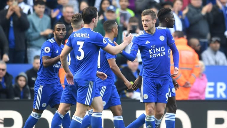 Leicester City 2-0 Bournemouth: Report, Ratings & Reaction as Foxes' Good Run Continues