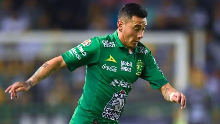 Rubens Sambueza regresó a las canchas luego de dos meses de inactividad