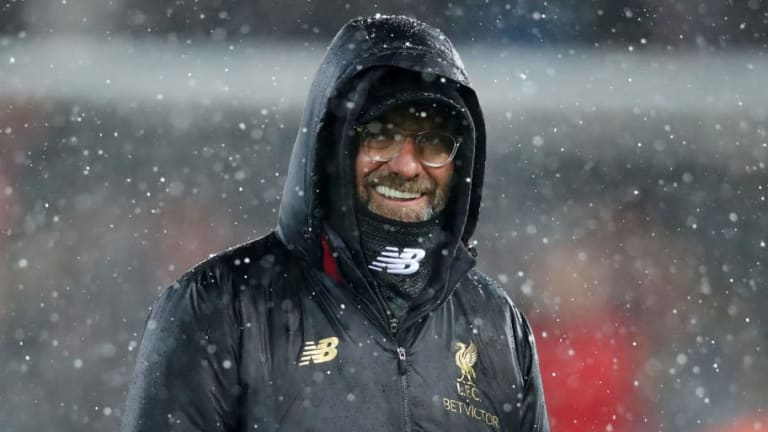 Jurgen Klopp Allowed Himself a Smile as Liverpool's Andy Robertson Slipped in Victory Over Chelsea