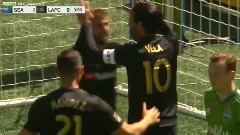 VIDEO: Carlos Vela no para de meter goles y es con 11 el líder anotador de la MLS