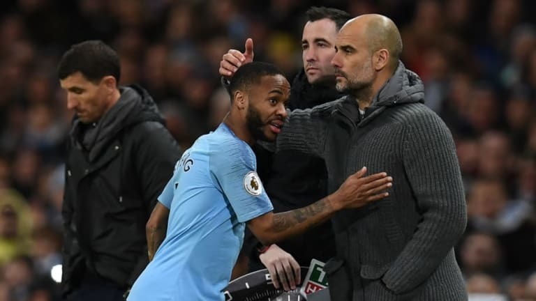 Pep Guardiola Believes Raheem Sterling 'Can Do Better' After Man City's Win Over Watford