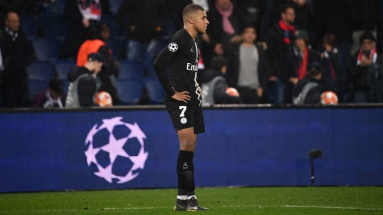 Kylian Mbappe Admits He Hasn't Been Able to Sleep Since PSG's Dramatic UCL Defeat to Man Utd