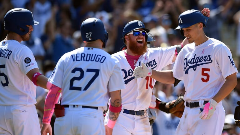 Stock Ticker: Dodgers Duo on the Rise as Win Streak Hits Season High