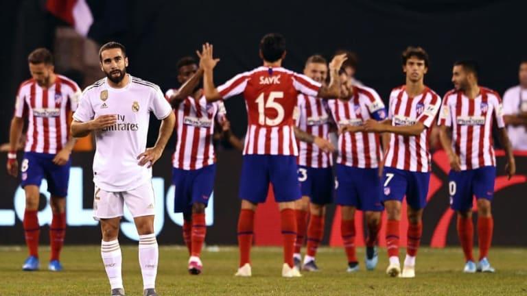 El último partido que ganó el Real Madrid… ¡Fue hace 87 días!