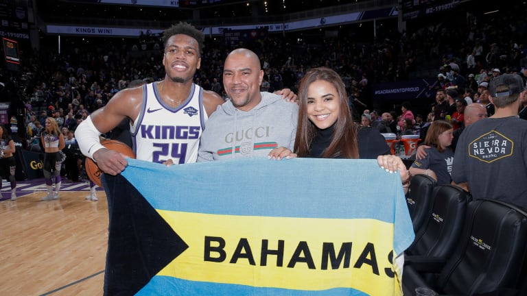 How Buddy Hield Is Helping the Bahamas Recover from Hurricane Dorian