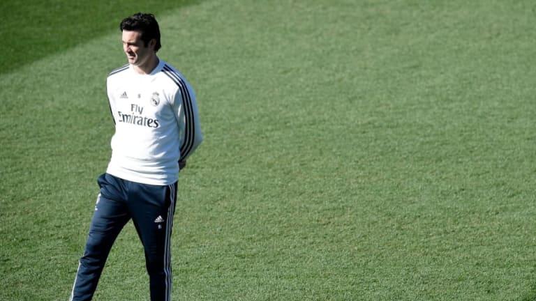 Hoy podría ser el último día de Solari en el Real Madrid
