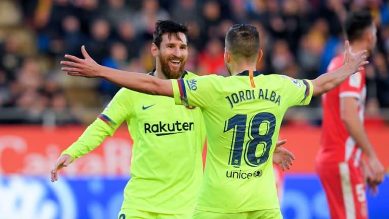 Girona 0-2 Barcelona: Report, Ratings & Reaction as Clinical Messi Strike Seals Barça Win