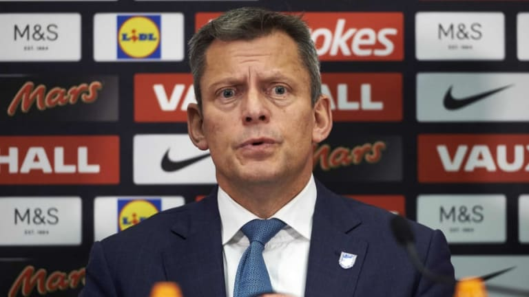 FA Announce Mark Bullingham Will Be Appointed as New CEO to Replace Outgoing Martin Glenn